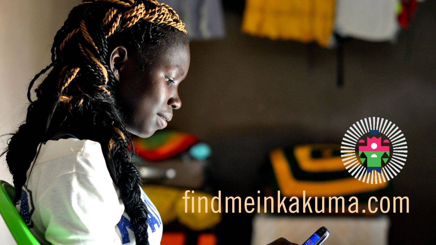 Find me in Kakuma