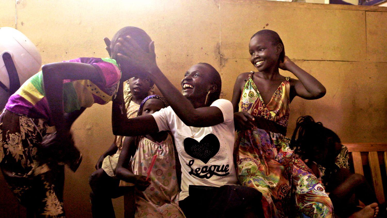 Find me in Kakuma